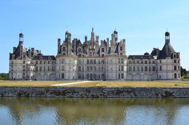 grand chateau de chambord