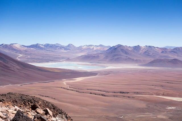 Désert d'Atacama au Chili