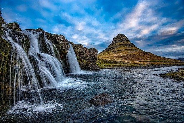 montagne en islande