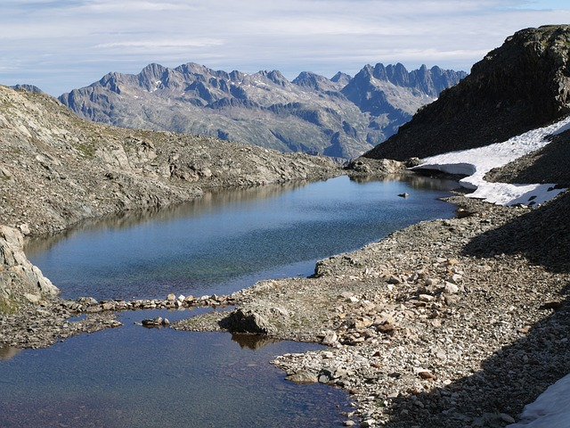 les Alpes d'Huez